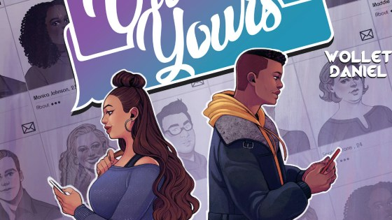 The original graphic novel about dating in the 21st Century is written by Jeremy Holt with art by Elizabeth Beals.