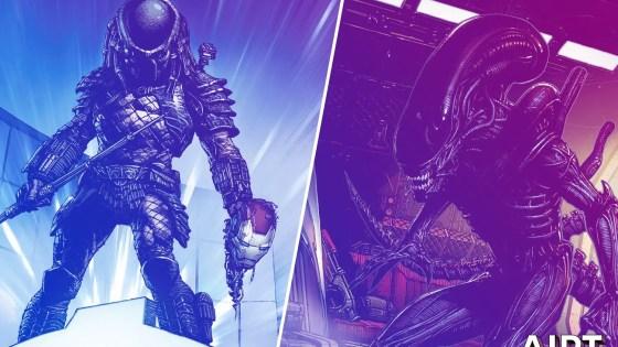 Alien and Predator comics now set for Marvel after decades-long tenure at Dark Horse Comics.