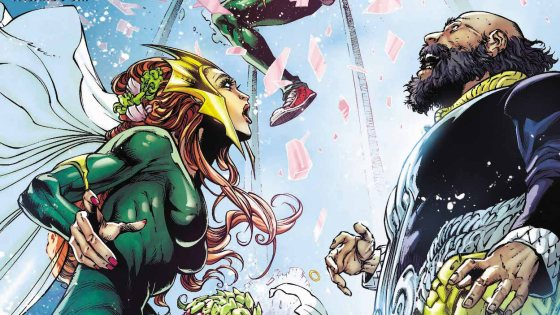 DC Preview: Aquaman #61