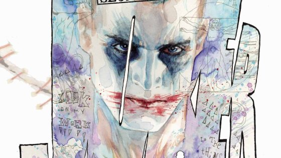 DC Preview: Joker/Harley: Criminal Sanity Secret Files #1