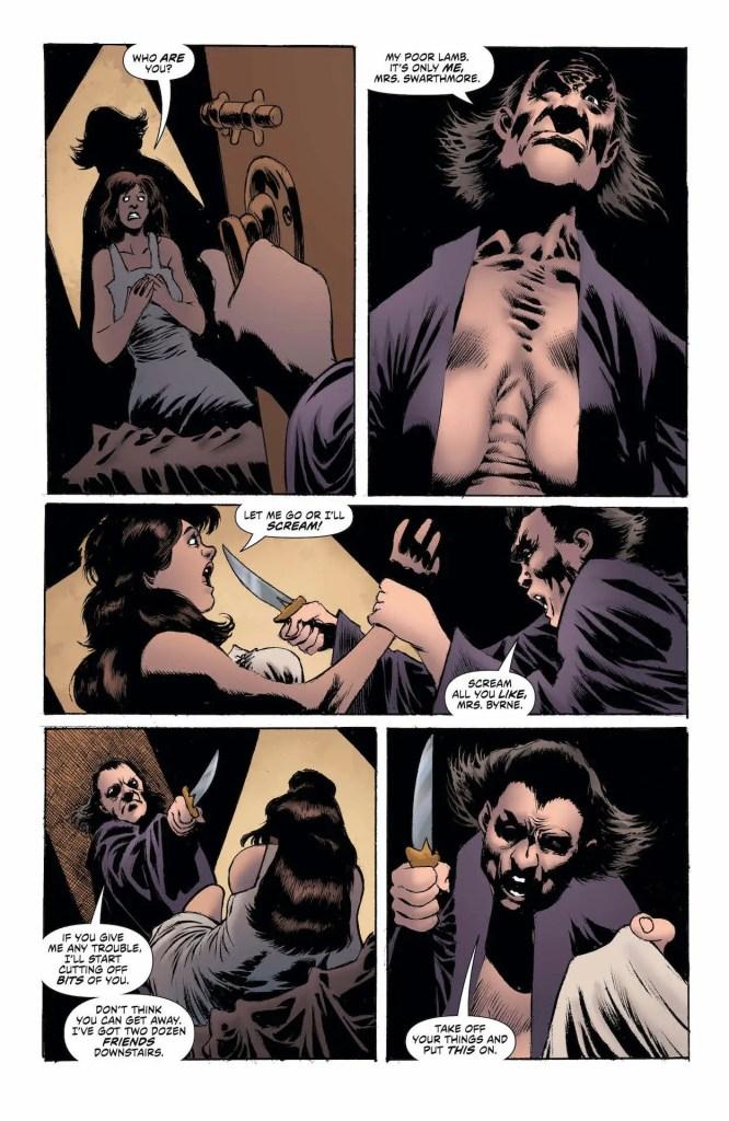 DC Preview: Daphne Byrne #6
