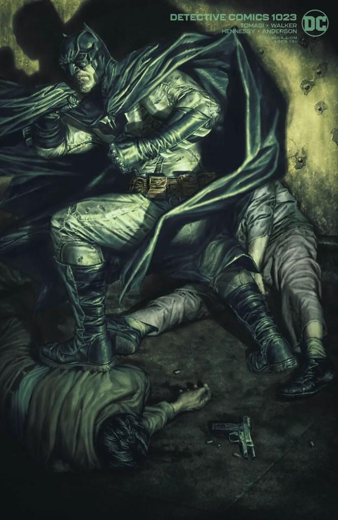 DC Preview: Detective Comics #1023