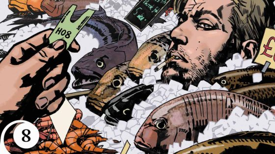 DC Preview: John Constantine: Hellblazer #8