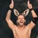 How is Adam Cole like a kangaroo?