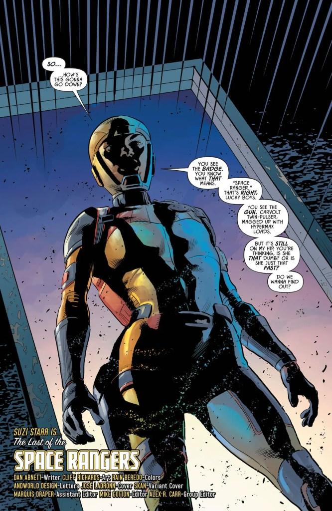 Justice League Odyssey #22