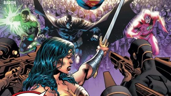 DC Preview: Justice League #49