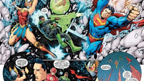 DC Preview: Justice League #50
