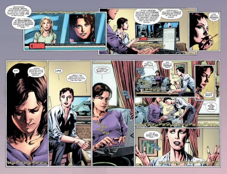 DC Preview: Lois Lane #12
