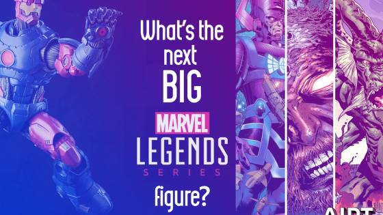 This literally large Marvel characters could be Hasbro's next big action figure.