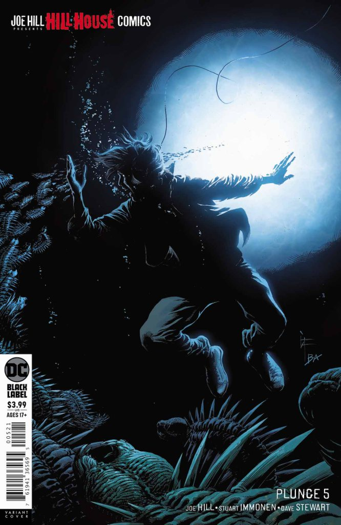 DC Preview: Plunge #5
