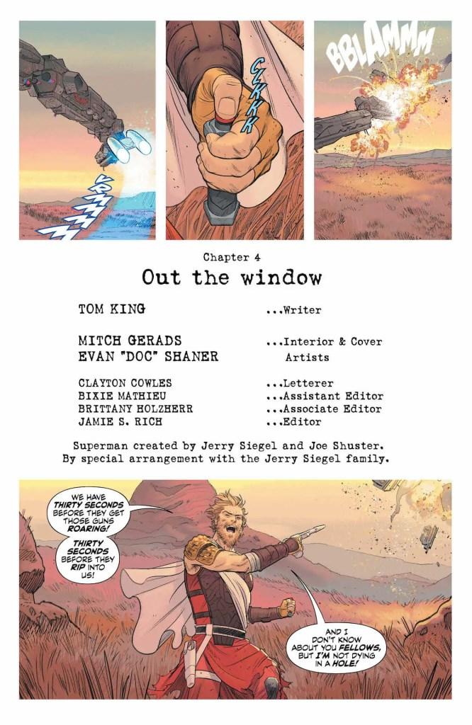 DC Preview: Strange Adventures #4