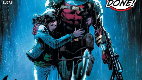 Deadshot walks away from the Suicide Squad in hopes of reuniting with his daughter...