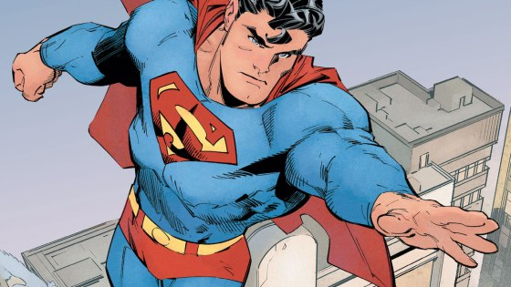 Can Superman, the Man of Tomorrow, defeat Grikus, the champion of 10,000 battles?