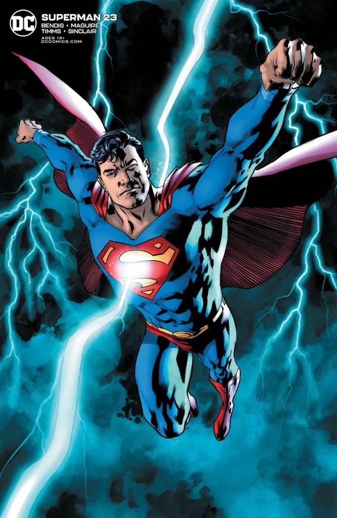 DC Preview: Superman #23