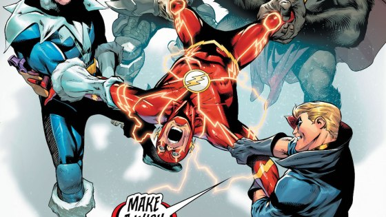 'The Flash' #757 review