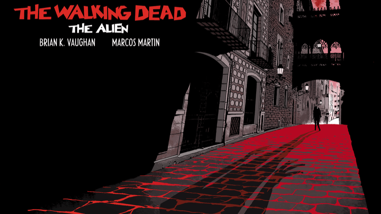 'The Walking Dead: The Alien' hardcover review