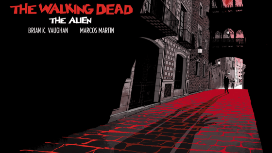 Brian K. Vaughan and Marcos Martin present a one-shot comic that works both for Walking Dead fans and newcomers alike.