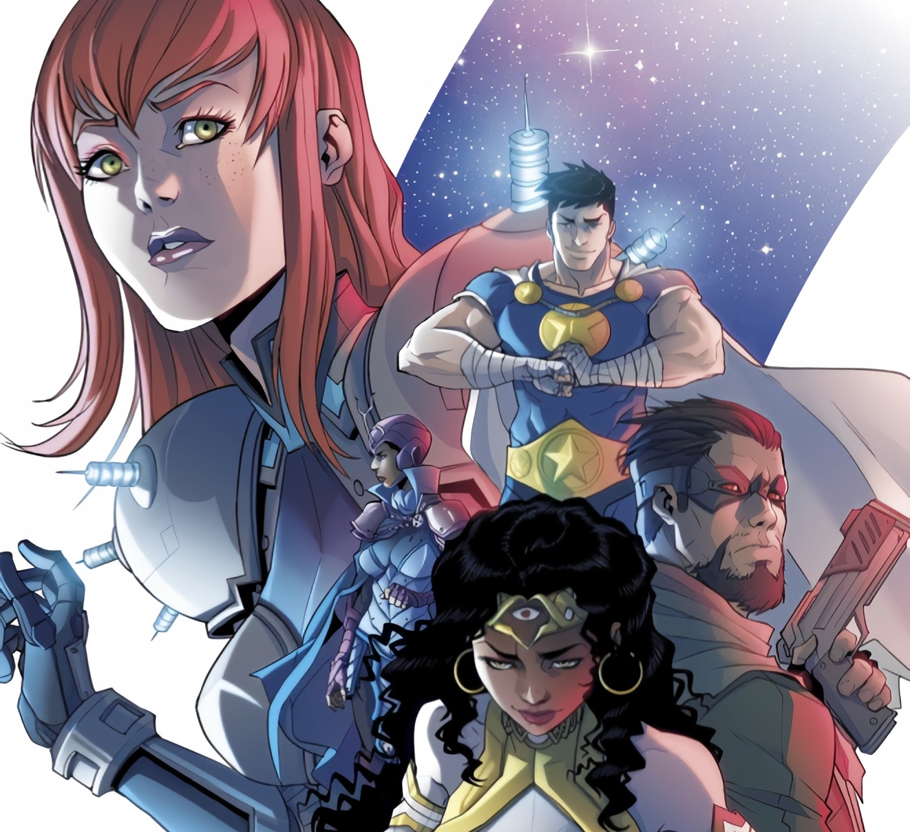 'Commanders in Crisis' #1 review