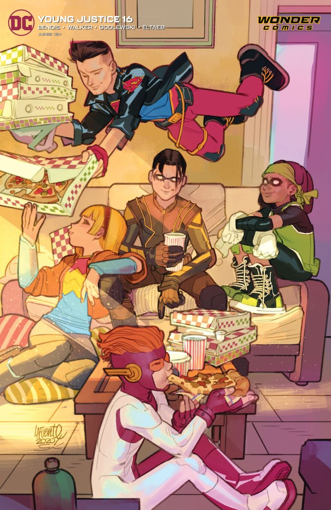 The truth behind the legacy of Young Justice is revealed!