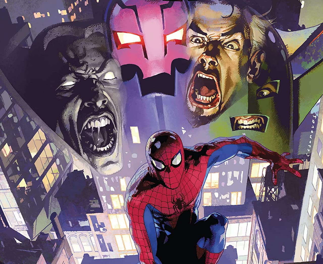 'Amazing Spider-Man' #46 review