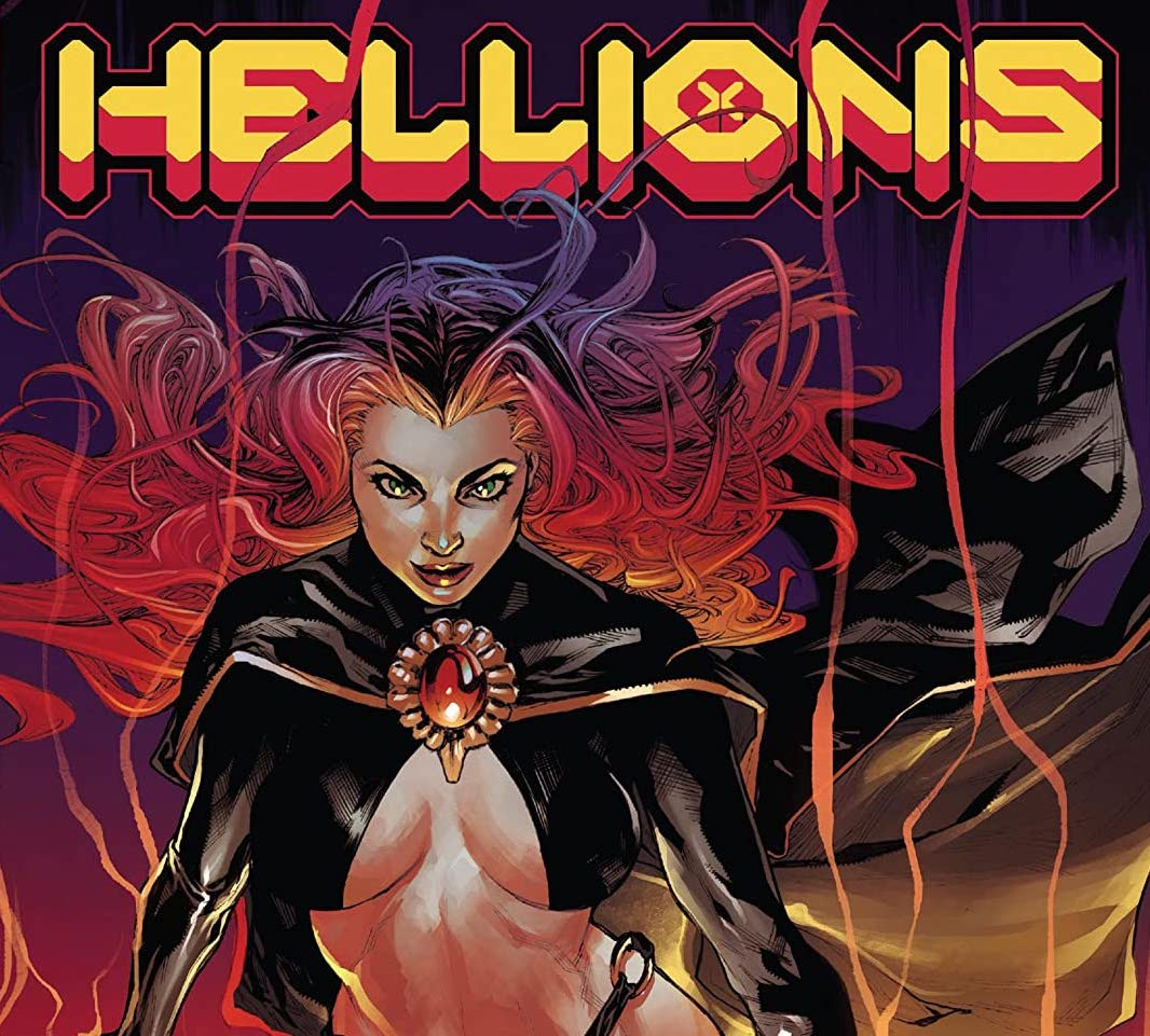 'Hellions' #3 review