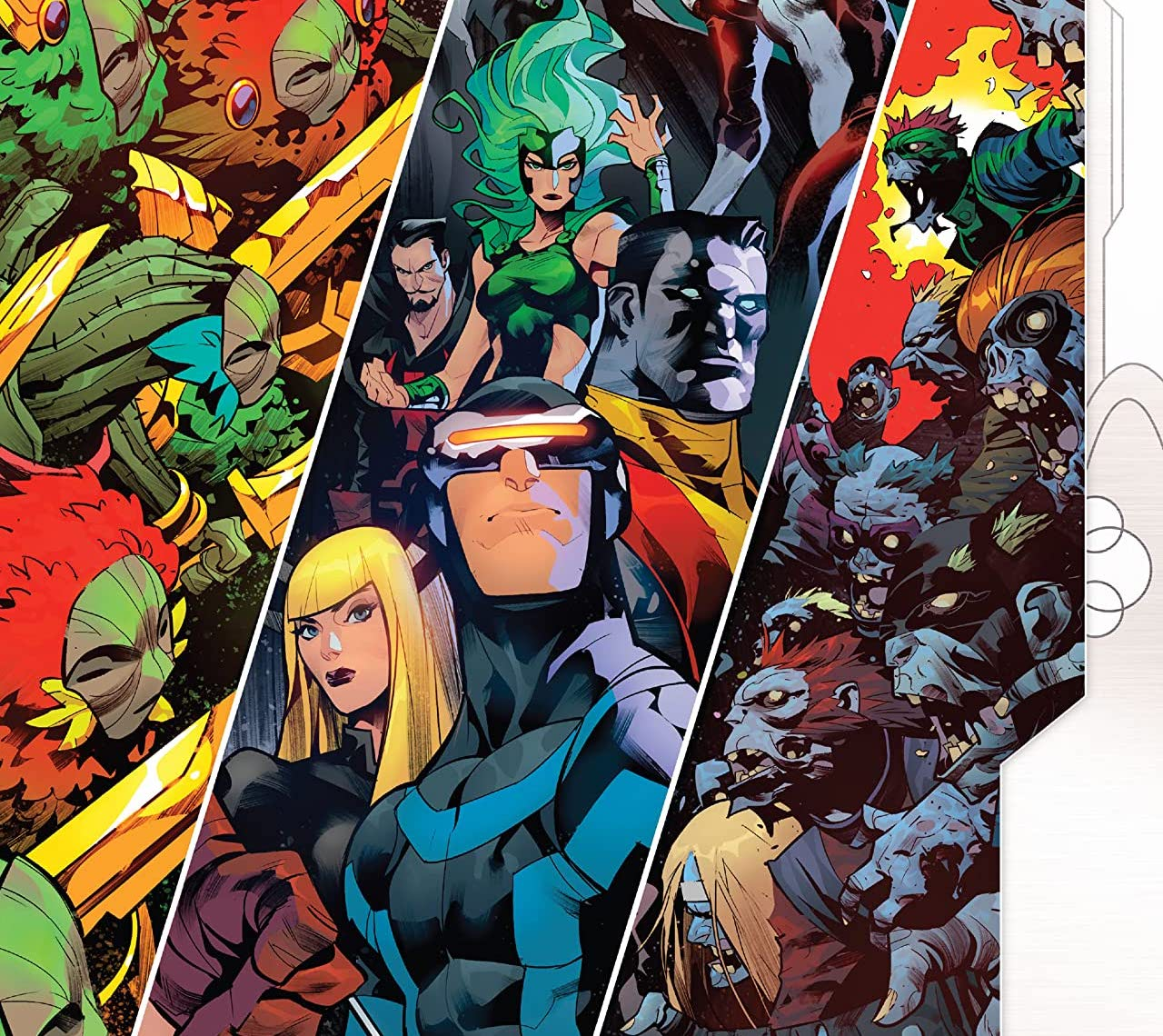 'Empyre: X-Men' #3 review