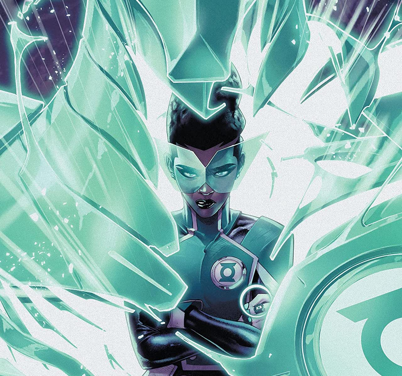 'Far Sector' #7 review: Filled with creative ideas