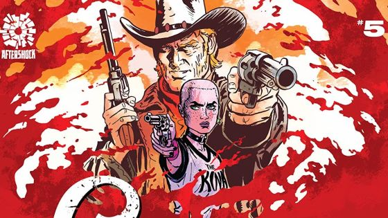 Undone by Blood has been one of the finest Westerns I've read in some time.