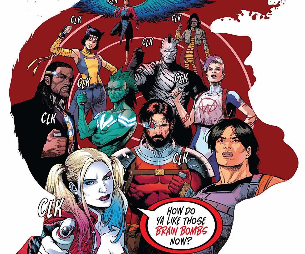 'Suicide Squad' #8 review: Finding untapped potential