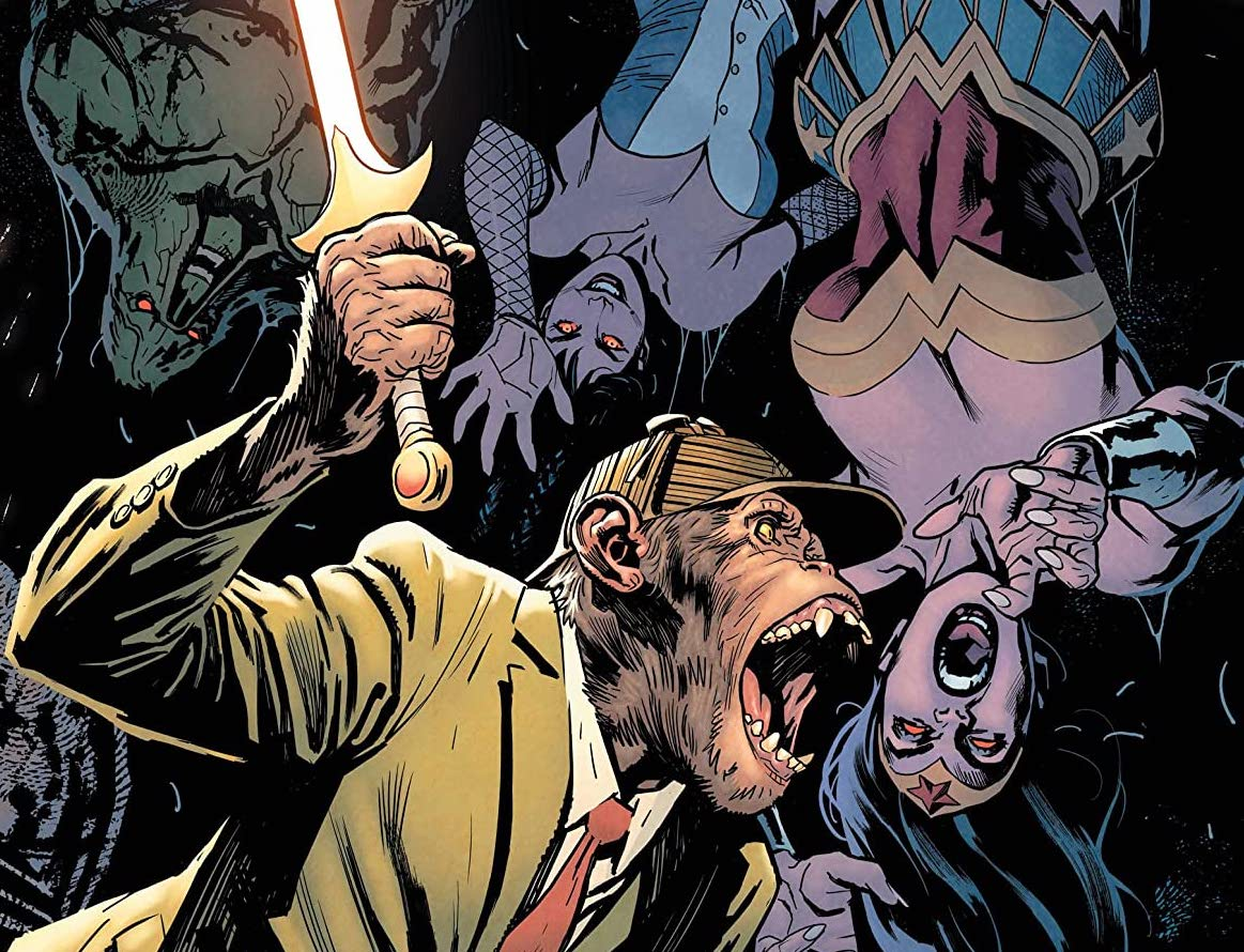 'Justice League Dark' #25 review