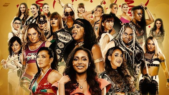 Yes, AEW's women's division has a long way to go, but it's on the right track.