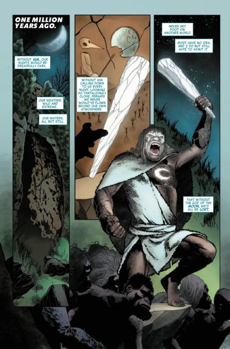Marvel Preview: Avengers #35