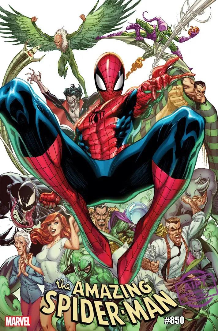 Amazing Spider-Man J. Scott Campbell