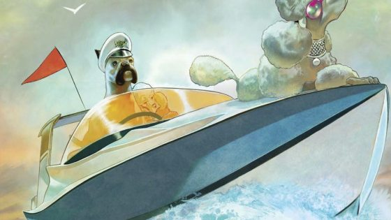EXCLUSIVE AHOY Preview: Billionaire Island #4