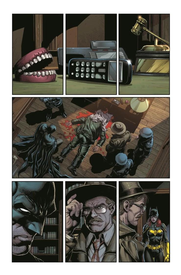 DC First Look: Batman: Three Jokers #2