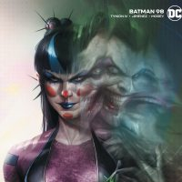 DC First Look: Batman #98 (unlettered)