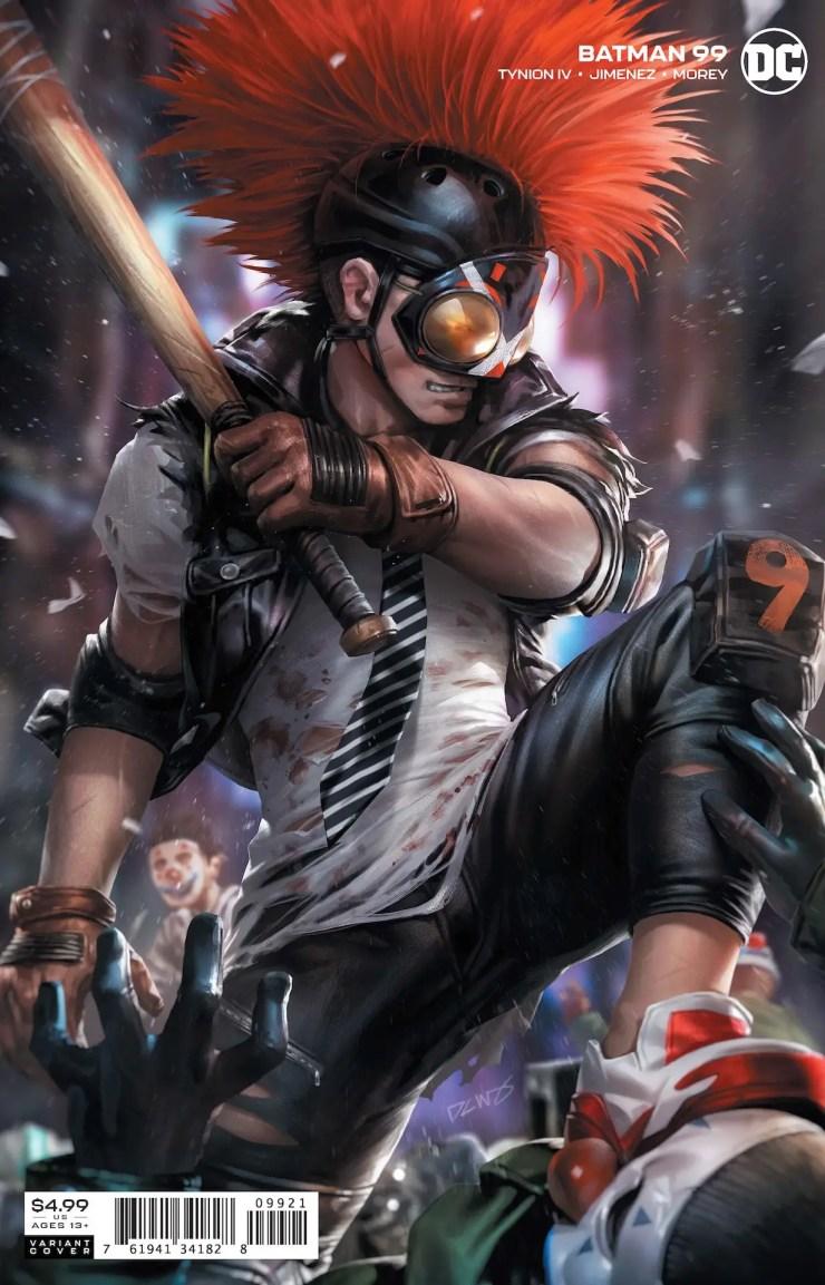 DC Comics First Look: Batman #99 - 'The Joker War' part 5 of 6