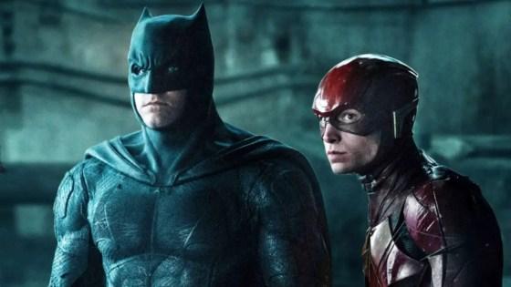 Ben Affleck/The Flash