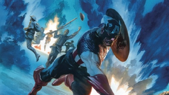 Marvel Preview: Captain America #22