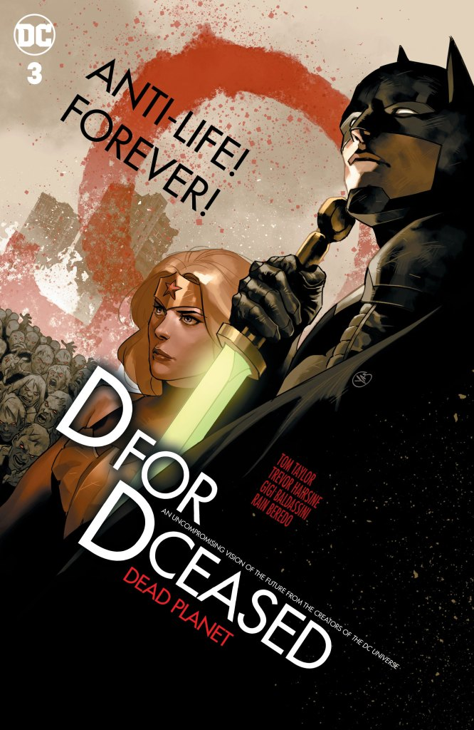 DC First Look: DCeased: Dead Planet #3