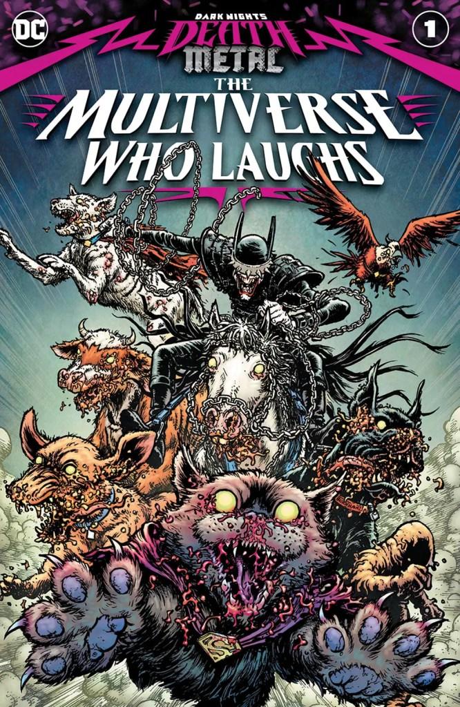 Dark Nights: Death Metal Multiverse