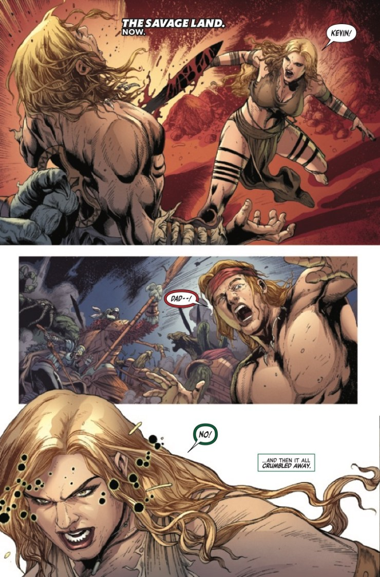 Marvel Preview: Empyre: Avengers #3