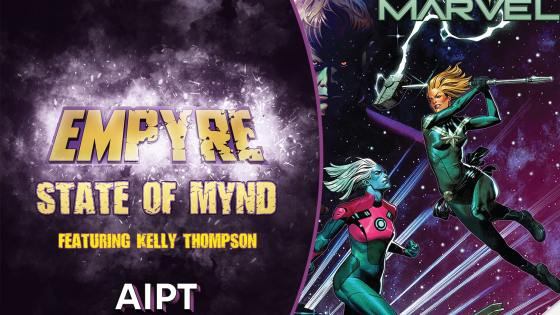 Empyre State of Mynd #6: Kelly Thompson answers your questions