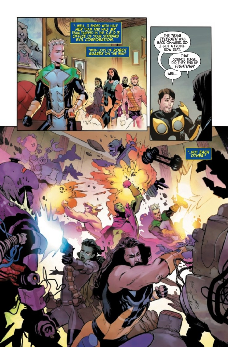 Marvel Preview: Guardians of the Galaxy #6