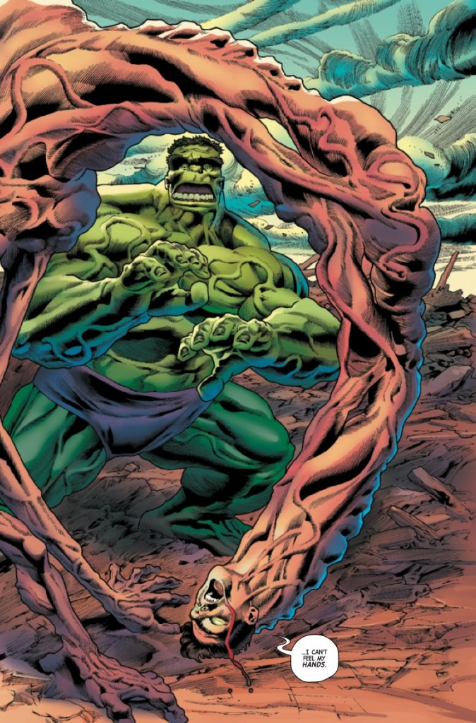 Marvel Preview: Immortal Hulk #36