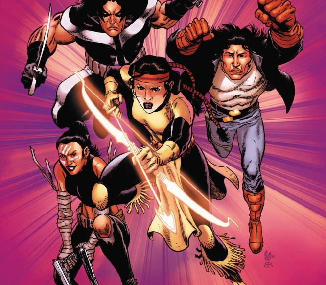 Forget the pittance; comics needs more diversity on monthly titles