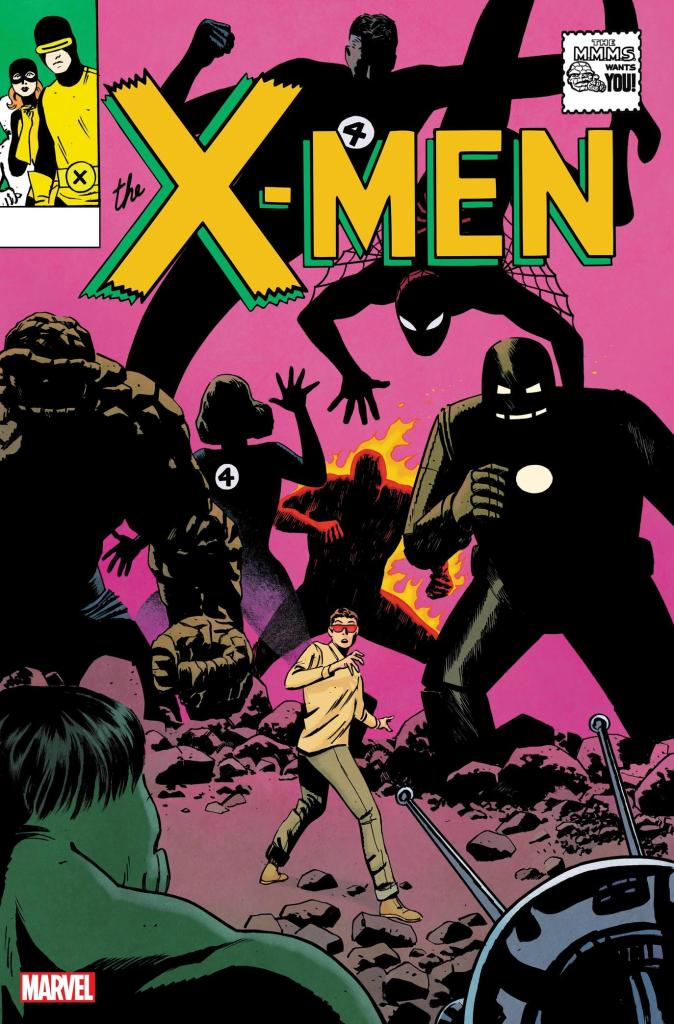 X-Men Monday #73 - Creator Spotlight: Artist Tom Reilly