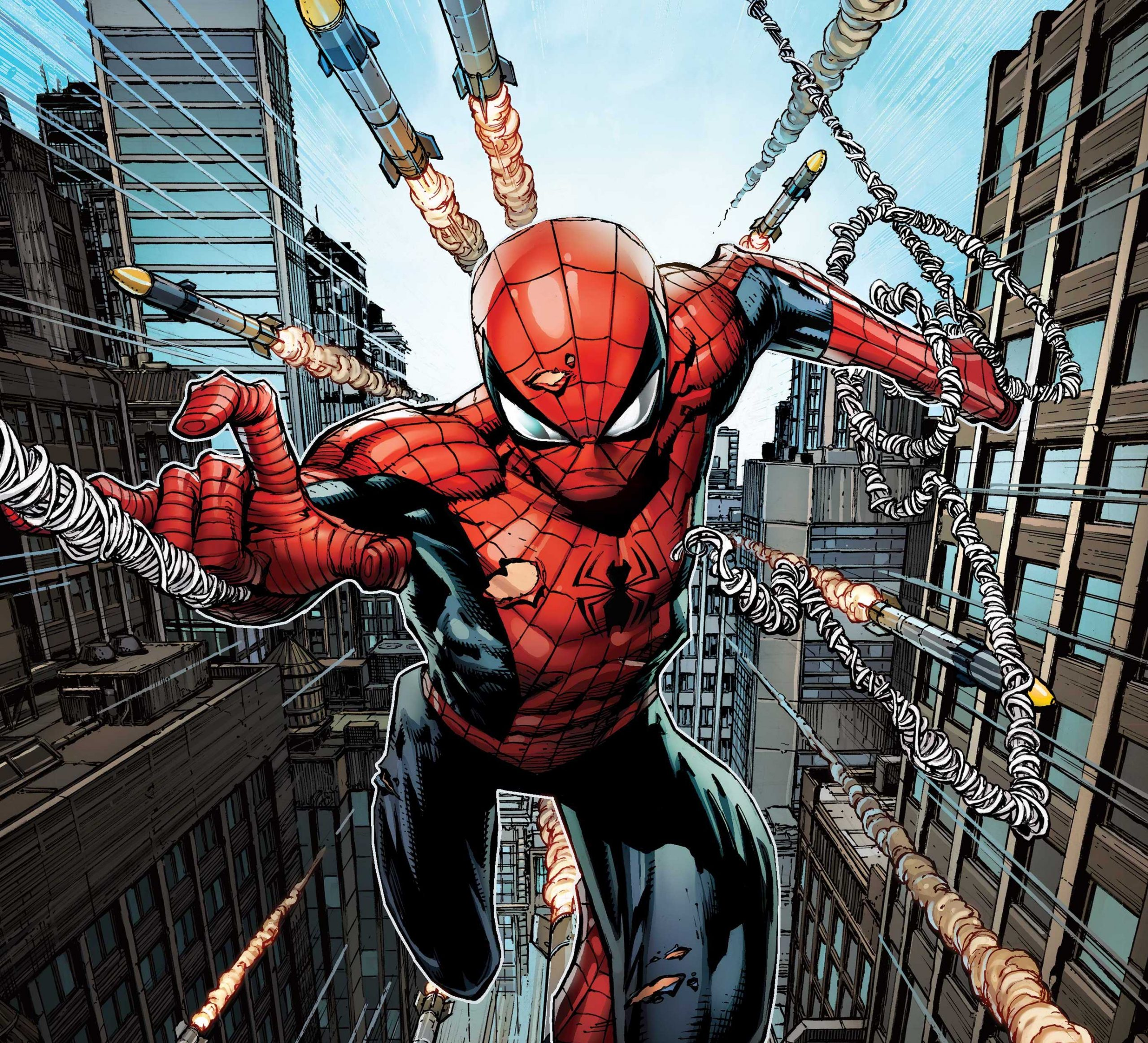 'Non-Stop Spider-Man' #1 is everything you could ask for in a great Spidey comic