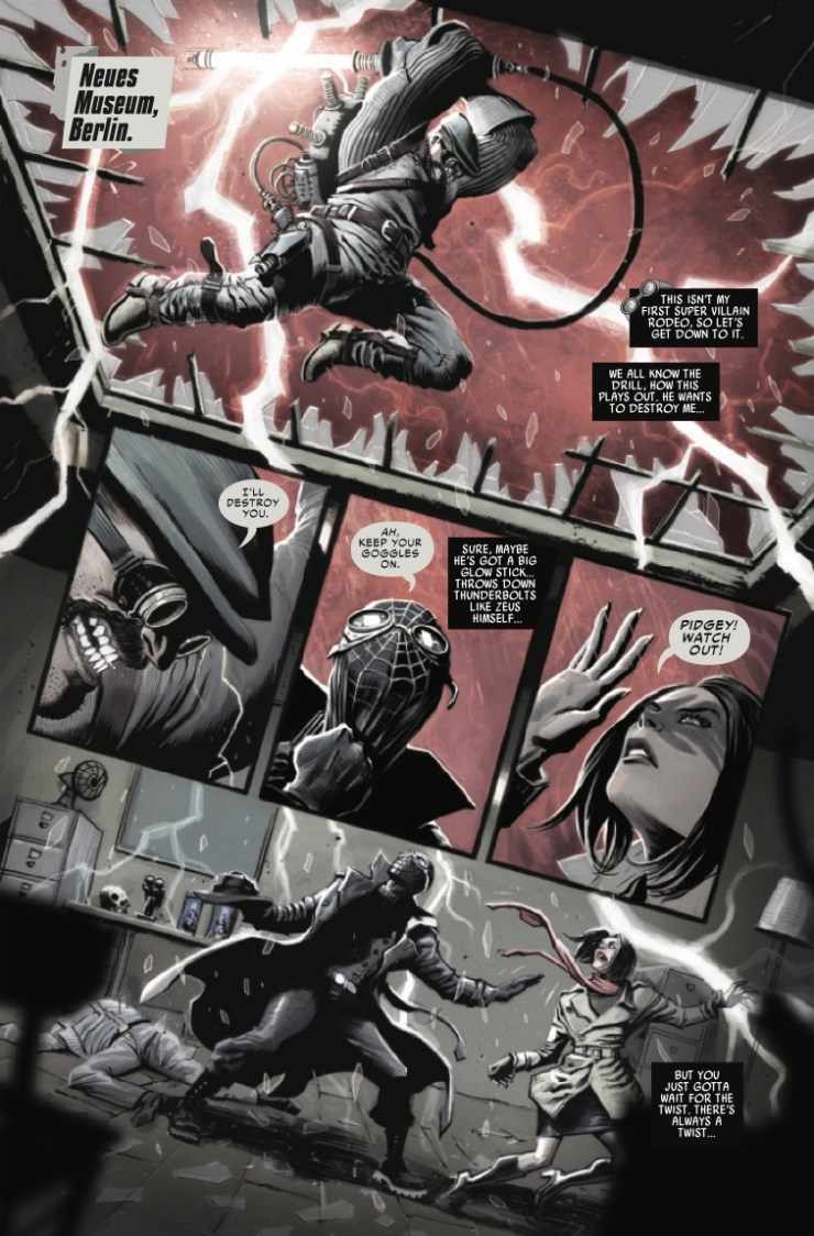 Marvel Preview: Spider-Man Noir #3