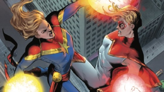 STAR & CAPTAIN MARVEL GET A BLOODY REUNION!